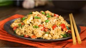 Innovative Dinner Ideas Cheater U0027s Chicken Fried Rice Recipe Cupboards Rice And Fried Rice