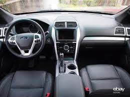Ford Explorer Interior - ford explorer sport interior gallery moibibiki 4