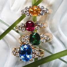 coloured sapphire rings images Fancy color sapphire william a weidinger jpg