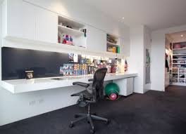10 sleek stylish and space saving floating desks white desks
