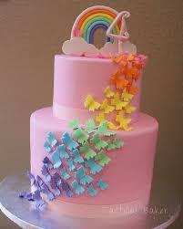 224 best cakes rainbow images on pinterest rainbow birthday