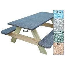 3 piece fitted picnic table bench covers kitchen pyknicwear com