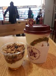 pret cuisine honey and granola pret pot and americano picture of pret a manger