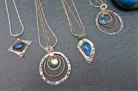 custom silver jewelry custom handmade jewelry earrings necklaces prescott az