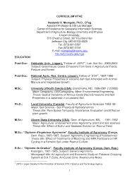 sample resume for medical laboratory technician doc 725986 horticulture resume horticulture resume example samples horticulture resume resume agronomy horticulture resume