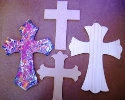 wooden crosses how to paint a wooden cross acrylic colors