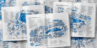 Deland Florida Map by Cassandra Poertner Graphic Design U2013 Independent Graphic Designer