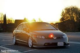 si e v o b honda civic si sedan on evo 8 wheels com page flickr