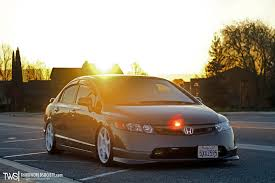 si e v o honda civic si sedan on evo 8 wheels com page flickr