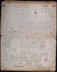sanborn maps for union county arkansas 1924