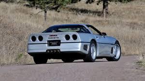 c4 callaway corvette 1988 chevrolet corvette callaway sledgehammer f259 kissimmee 2014