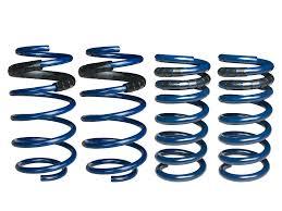 car suspension spring steeda mustang sport springs progressive 15 17 gt v6 555 8210