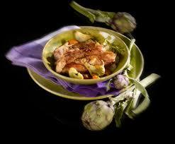 comment cuisiner des tendrons de veau tendrons de veau et artichauts en barigoule recettes de cuisine