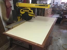 Dewalt Wet Tile Saw Manual by Dewalt 740 Radial Arm Saw By Uminded Lumberjocks Com