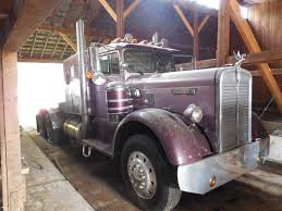 wooden kenworth truck this incredible kenworth truck is an awesome barn find that tops