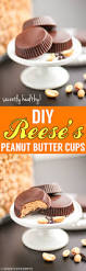 healthy homemade peanut butter cups recipe peanut butter cups