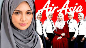 airasia uniform airasia female pilots to wear specially designed hijab as part of