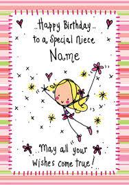 birthday cards for niece birthday cards for niece funky pigeon
