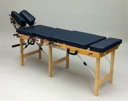 chiropractic drop table technique 24 zenith portable table