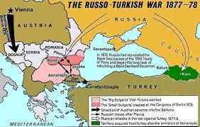 Ottoman Empire Serbia Bosnia Herzegovina Occupation By The Austro Hungarian Empire