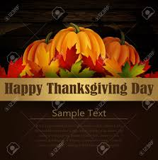 happy thanksgiving day background the vector illustration of