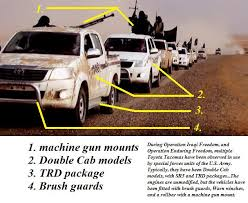 where is toyota made drives made toyota trucks apparently modified for u s