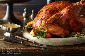 Recipes For Roast Turkey Thanksgiving Turkey Brine Ree Drummond U0027s Apple Cider Roast Turkey Recipe