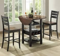 Modern Bistro Table Round Bar Table Set Starrkingschool