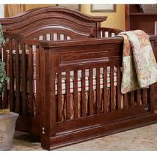 Bonavita Convertible Crib This Bonavita Sheffield Lifestyle Crib In Rustic Cherry Is Jpma