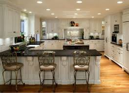 White Country Kitchen Cabinets Black And White Country Kitchen Ideas Info Home And Furniture