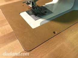how to make a drop in sewing table how to make a drop in sewing table convert table to drop leaf