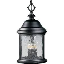 Hampton Bay Outdoor Light Fixtures by Outdoor Hanging Lights Outdoor Ceiling Lighting The Home Depot