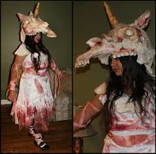 zombie unicorn halloween costume 2012 by scenceable on deviantart
