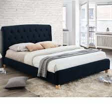 fabric bed frames happy beds