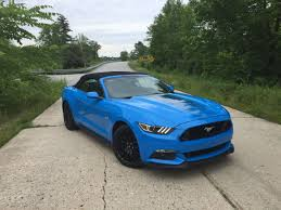 on the road review ford mustang gt convertible the ellsworth