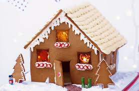 how to make a gingerbread house tesco real food