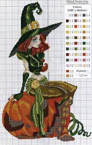 best 20 cross stitch witch ideas on pinterest cross stitch