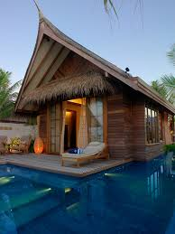 jumeirah vittaveli resort with private pool in maldives http www