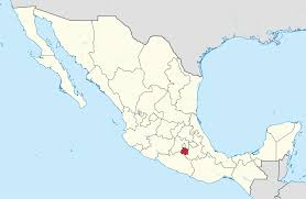 Cuernavaca Mexico Map by File Morelos In Mexico Location Map Scheme Svg Wikimedia Commons