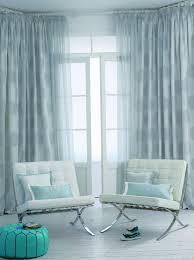 Light Blue And Curtains Light Blue Curtains Living Room Home Design Ideas