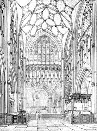 Wells Cathedral Floor Plan Medieval Wells Cathedral Interior