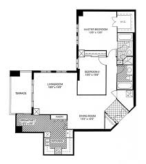 77 Harbour Square Floor Plans 2 Bedroom Condo Sold In Grand Harbour Toronto 2285 Lake Shore