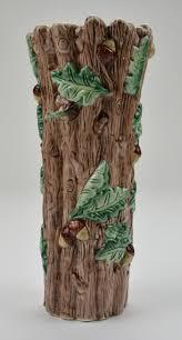 lbk glazed pottery tree vase 10