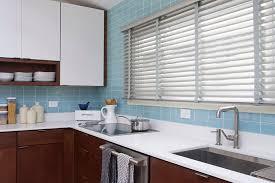 blue glass tile kitchen backsplash wonderful kitchen backsplash glass tile