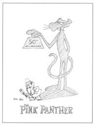 the pink panther 50th anniversary movie poster u2014 dkng