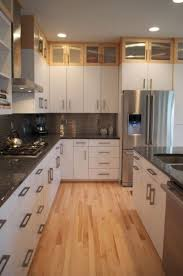 stove next to fridge tags modern kitchen with refrigerator ideas
