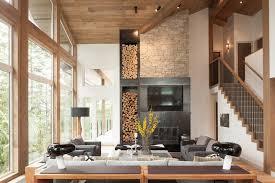 canap interiors nagement int rieur une maison cagne salon avec canap scandia hus