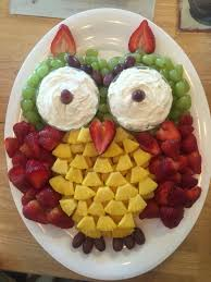 i couldn u0027t find a fruit tray for an owl without the pineapple