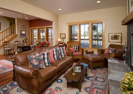 Living Room Ideas With Brown Leather Sofas How To Design A Living Room With Brown Leather Sofa Home Decor Help