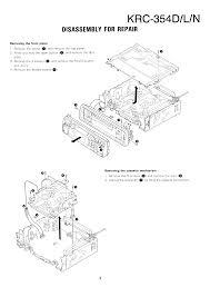 kenwood krc 354l service manual immediate download